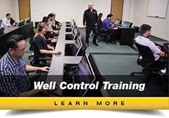 Well Control Training